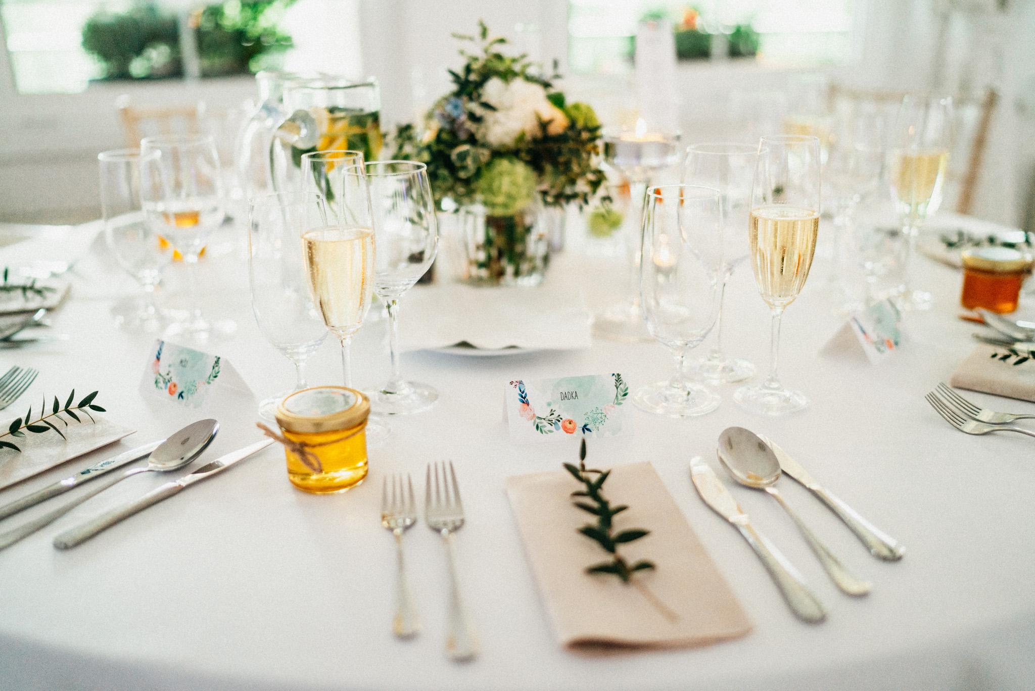 Rustic svadba